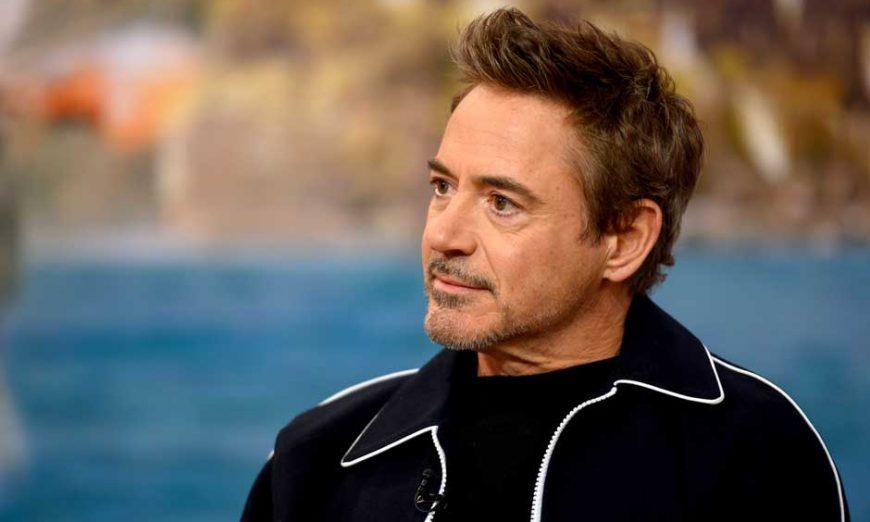 Robert Downey, Jr. Net Worth