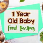 1 year old baby food recipes