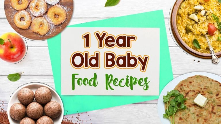 Best Food List to nourish your 1-year-old Baby