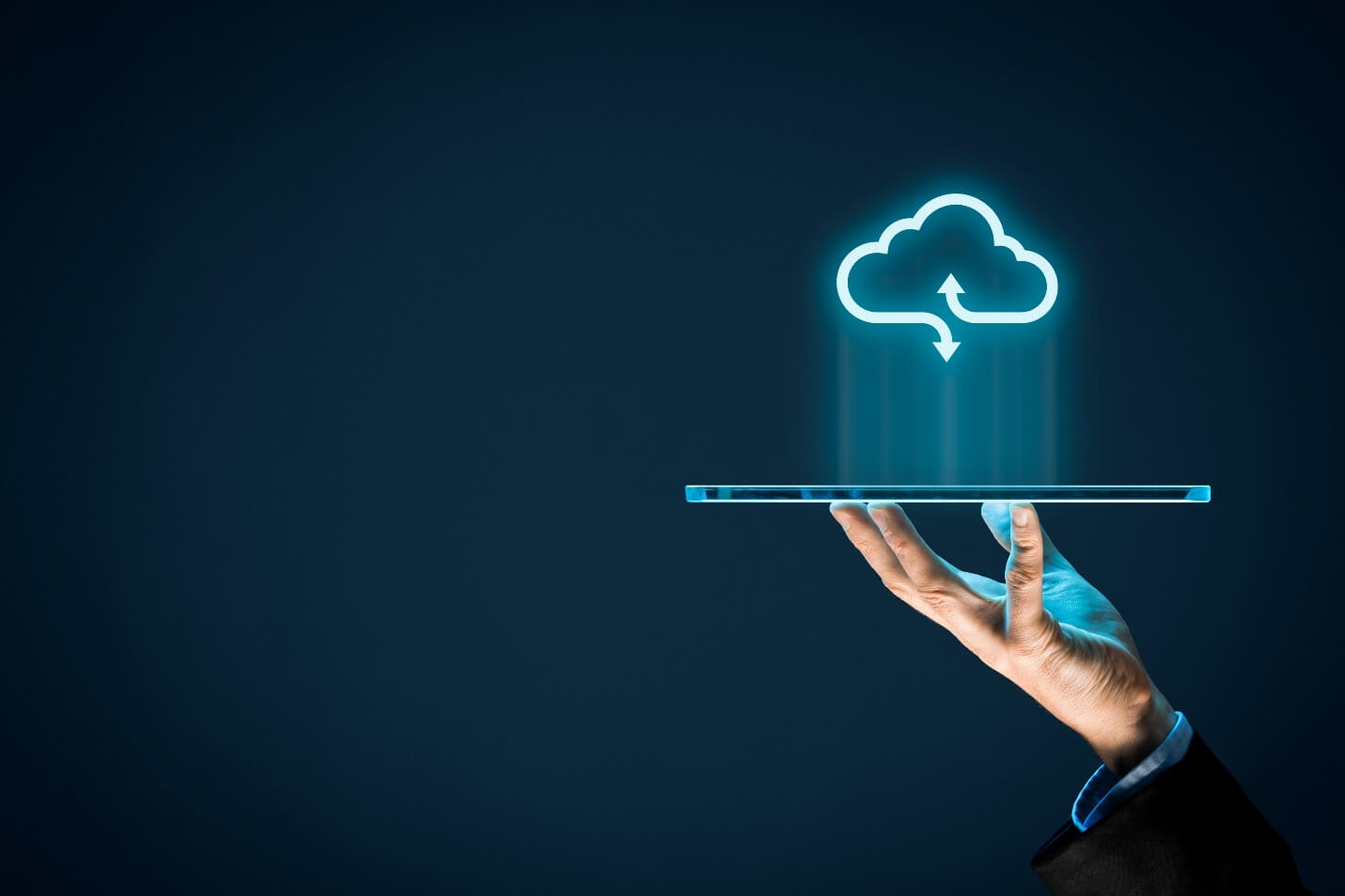 How Cloud Servers are Revising the Rules of Data Storage
