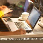 simultaneous interpretation