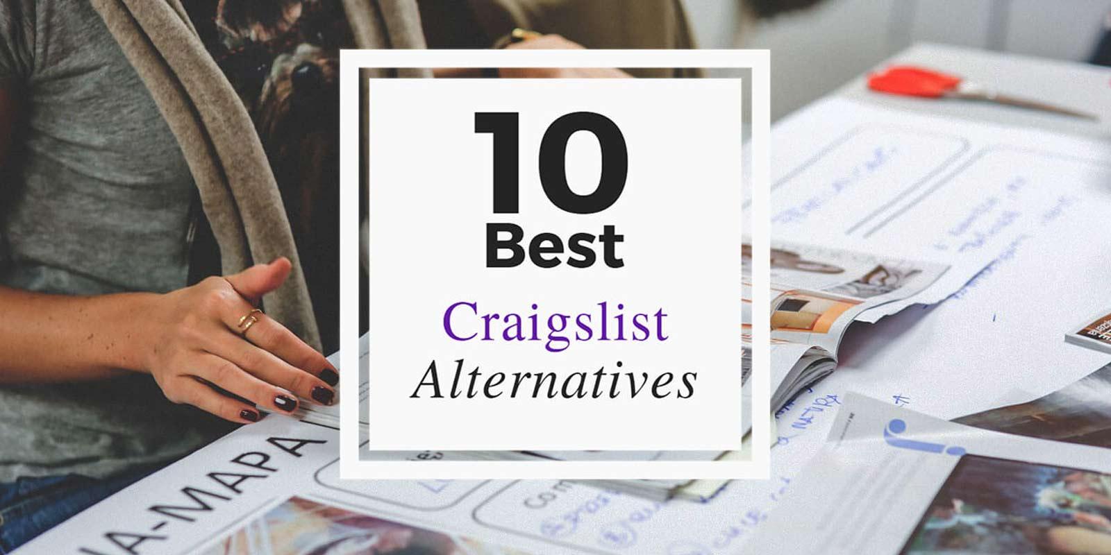 Top 10 Alternatives to Craigslist, Sites Similar to Craigslist