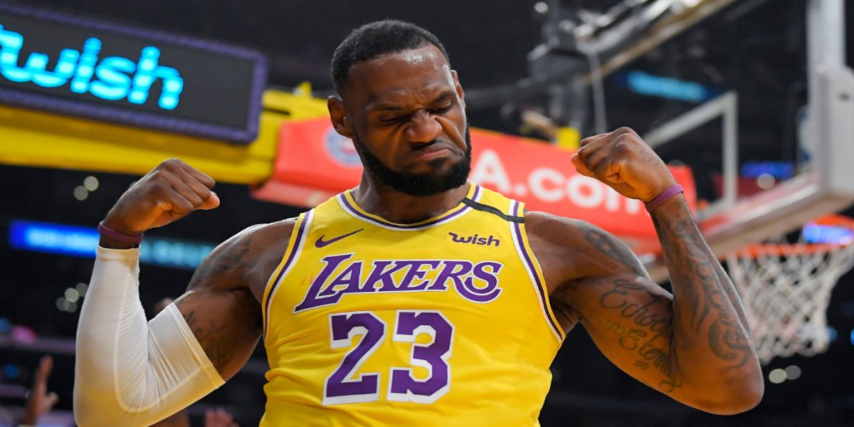 How Much LeBron James Net Worth