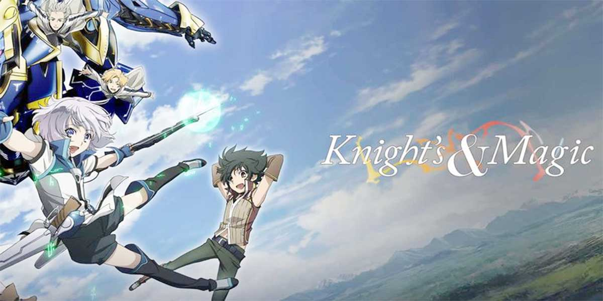 Knight's And Magic Season 2 Release Date
