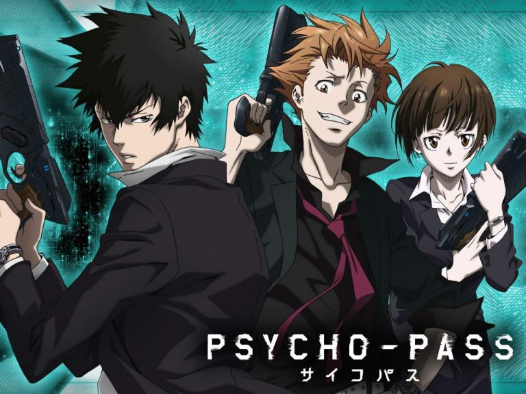 Psycho-pass season 3. Release Date, Plot and Updates