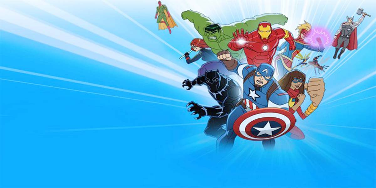 Avengers Assemble Season 6 release date