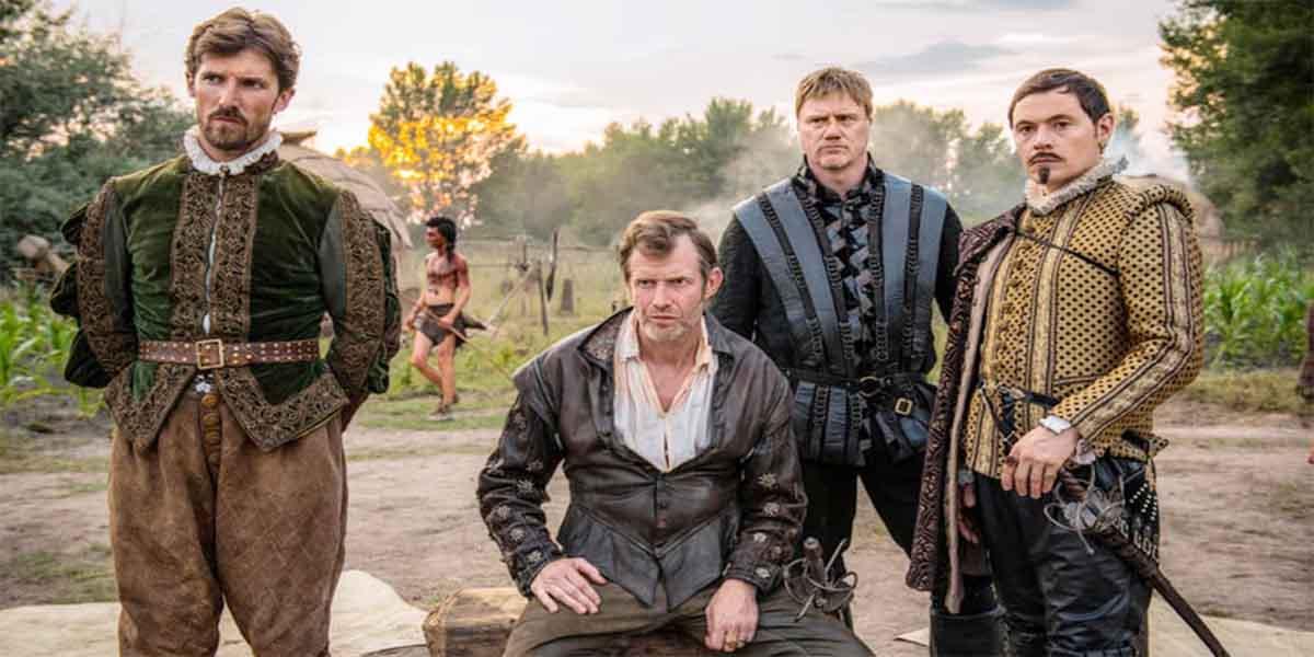 Jamestown Season 4 Release Date