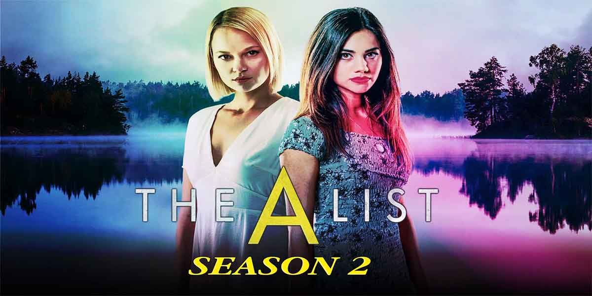 The A List Season 2 Release Date