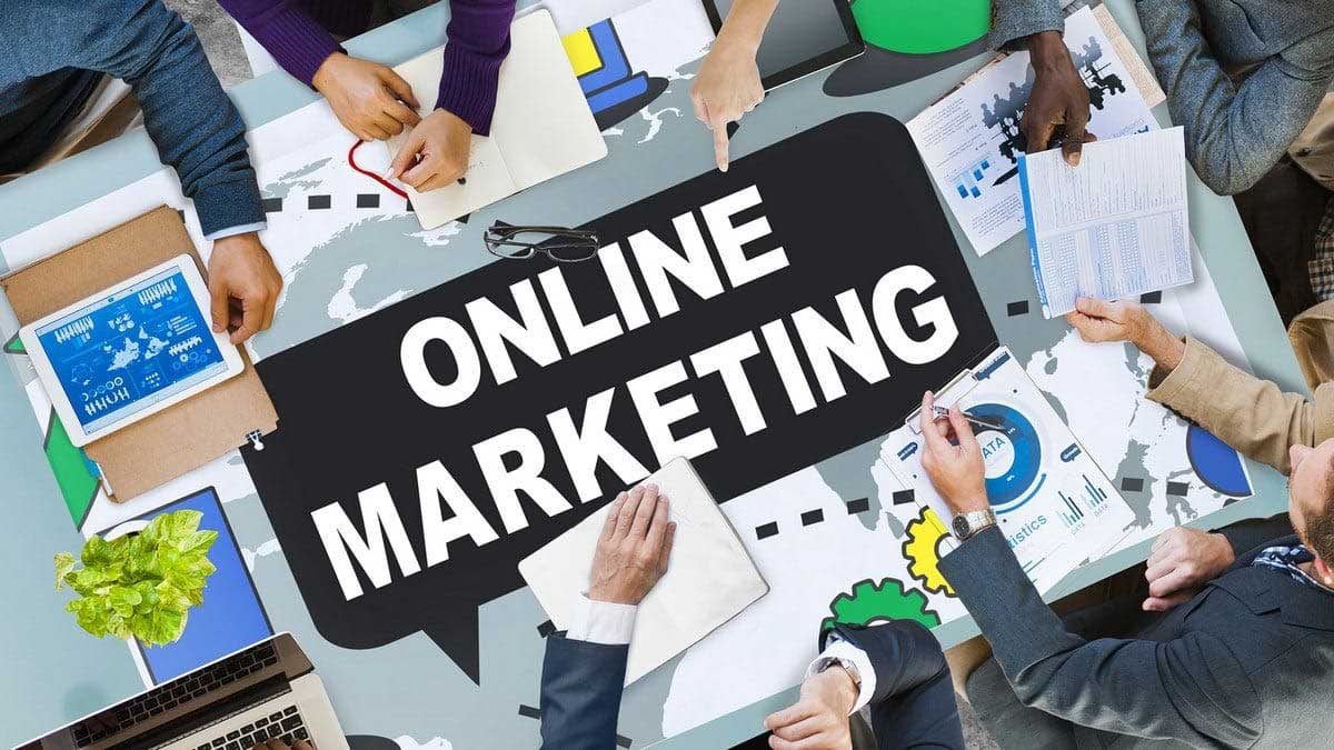 What is online marketing? The Basics Of Online Marketing